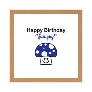 birthday card for him happy birthday card by doodlegraphicdesigns