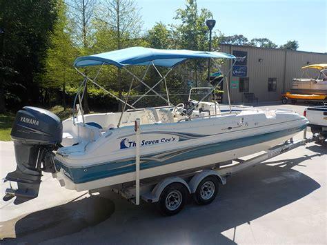 hurricane deck boat center console hurricane sd 231 center console fun deck sport party boat
