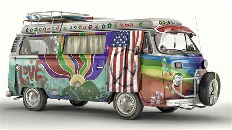 van volkswagen hippie artem yuldashev vw t2 hippie van