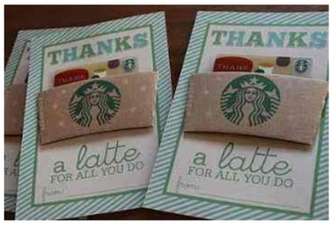 Best Place To Buy Starbucks Gift Cards - perfect gift for someone diy by bella ellis 1 make your own card using scrapbook