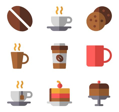 Coffee Cups by Coffee Cup Icons 1 356 Free Vector Icons