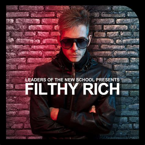 filthy rich dj limitz leaders of the new school presents filthy rich album