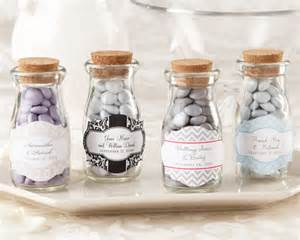 Vintage Favors For Wedding by Quot Vintage Quot Personalized Milk Wedding Favor Jar 12 Pcs