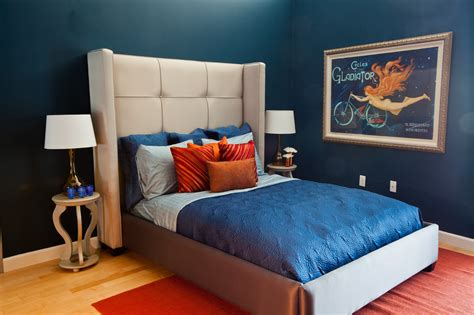 Blue Bedroom Design Blue Bedroom