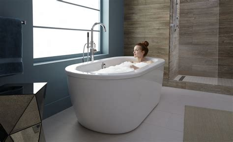 Oversized Soaking Bathtubs Interior Design Free Only The