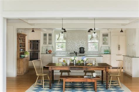 astonishingly lovely farm style kitchen table choices to