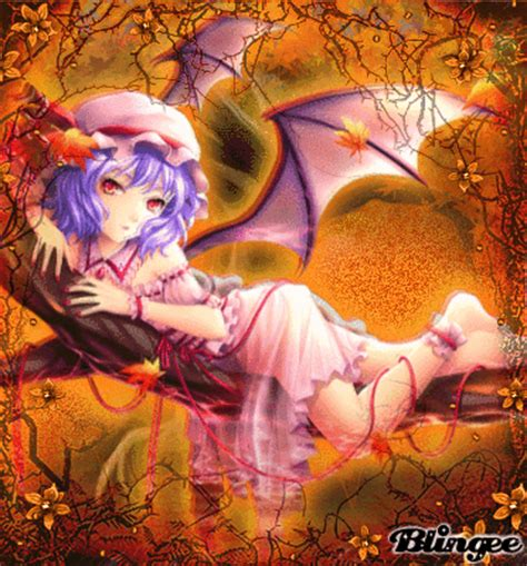 imagenes de halloween en anime halloween anime girl picture 117874107 blingee com