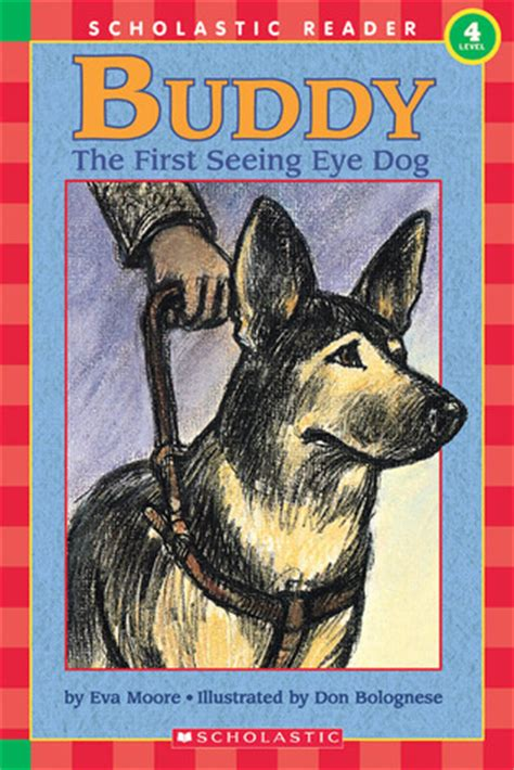 seeing books buddy the seeing eye by reviews
