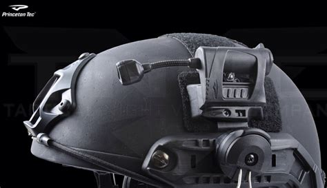 best tactical helmet light arc rail adapter that mounts the rail