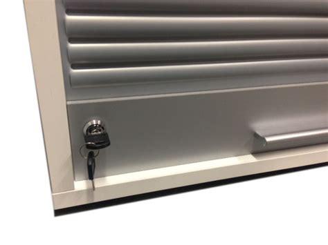 Ikea Floalt Badezimmer by Schrank Mit Rolltr Affordable Retro Rolltren Schrank
