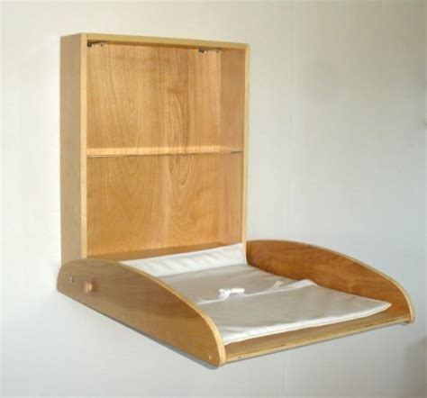 Wall Changing Table Wall Mounted Baby Changing Table Commercial Vertical Birch In The Uae See Prices