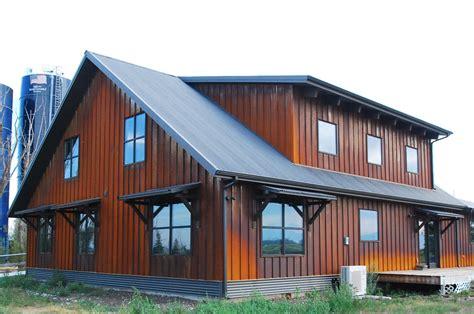 tru snap siding ranch metal siding