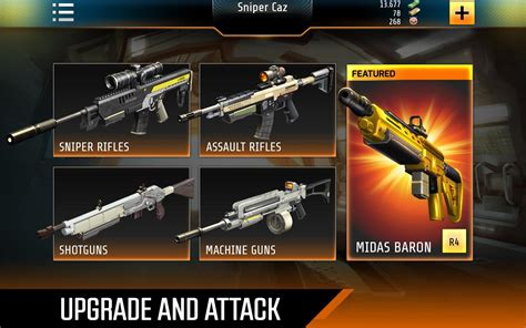 mod game kill shot bravo kill shot bravo apk v2 4 2 mod unlimited ammo for