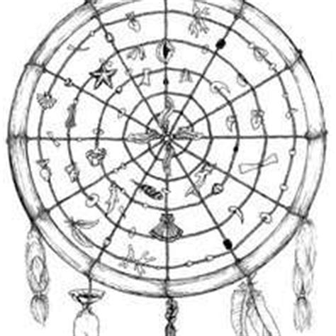 Indianer mandala zum ausmalen   de.hellokids.com