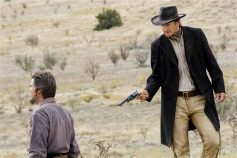 Brosnan Neeson Go West In Seraphim Falls by Seraphim Falls Wallpapers Wallpapersin4k Net