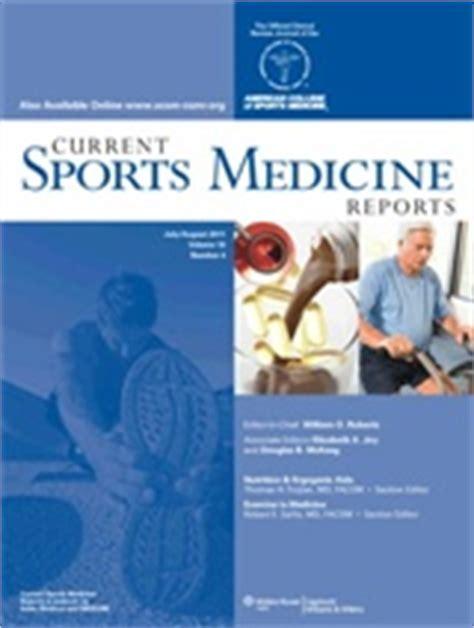 sports medicine research paper research paper for sports medicine