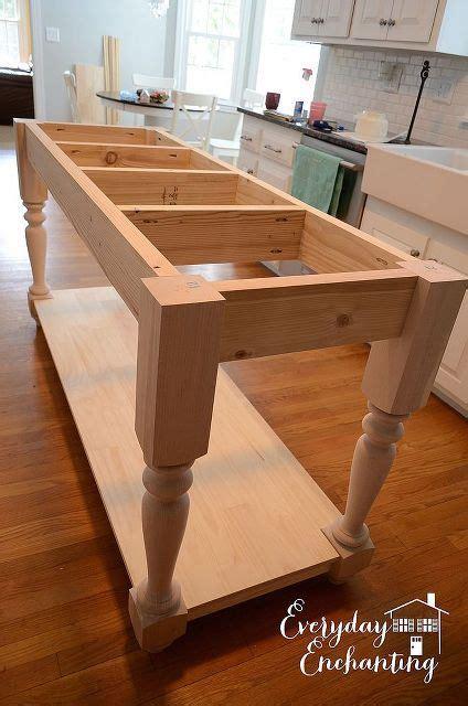 table style kitchen island best 25 kitchen tables ideas on