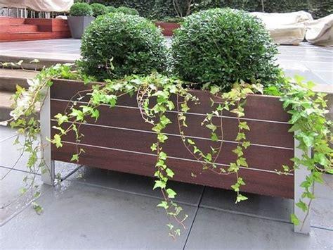 vasi per terrazzo fioriere da terrazzo fioriere