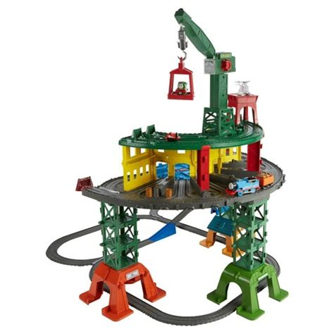 Mainan Track Tomase And Friand Set fisher price friends station trackset target