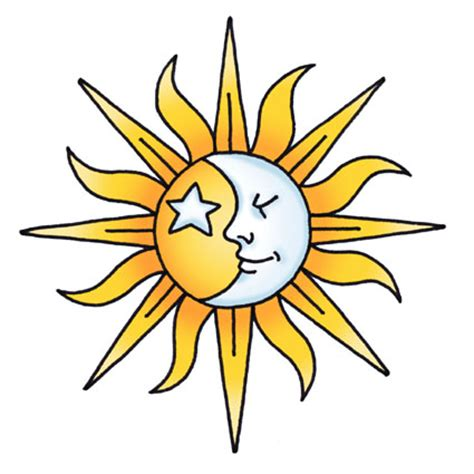 brainsy heart beautiful sun tattoo