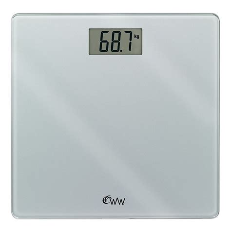 electronic bathroom scale briscoes weightwatchers body weight electronic glass