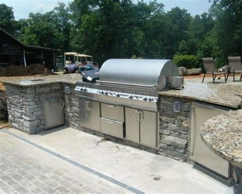 exterior kitchen fabulous outdoor kitchen barbeque design 1000 images about parrilleras exteriores bbq areas on