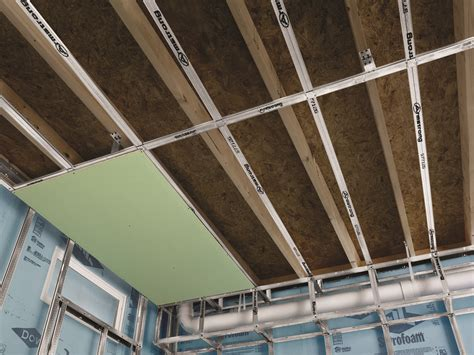 Residential Ceiling Systems by Armstrong System Makes Quot Quik Quot Work Of Drywall Remodeling