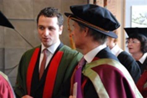 matthew rhys graduate graduation aberystwyth university