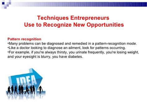 pattern recognition entrepreneurship entrepreneurial discovery and environmental scanning