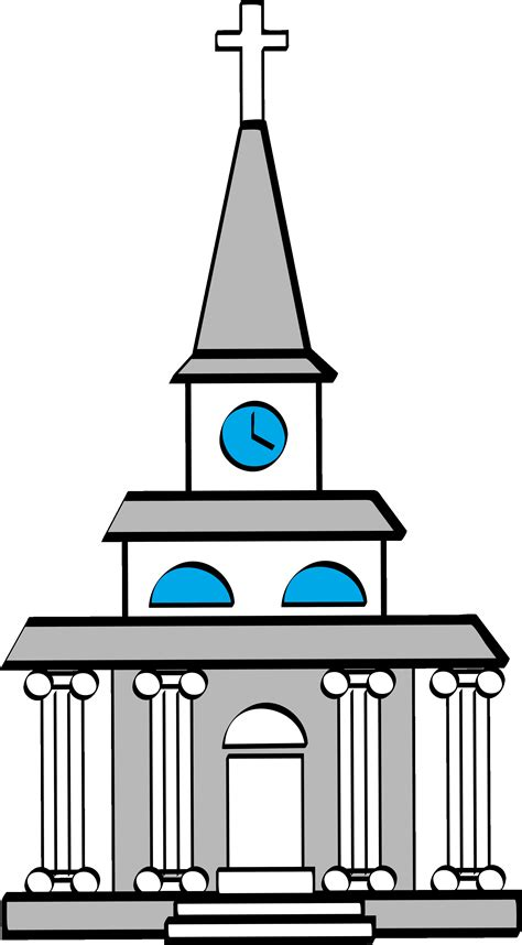 church clipart church blue church clipart panda free clipart images
