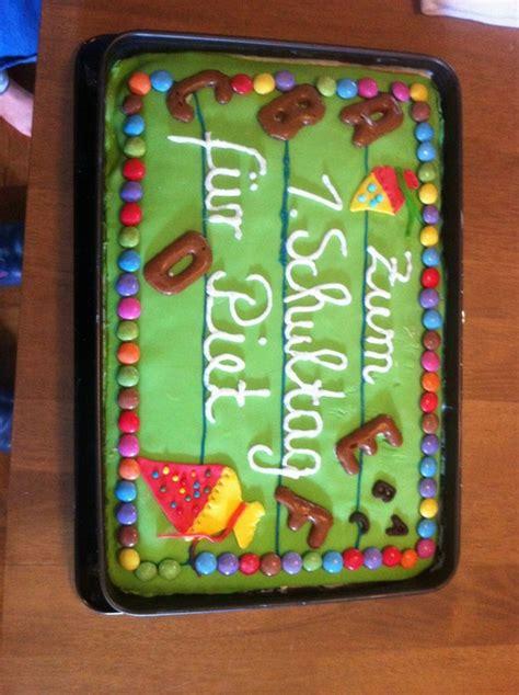 Kuchen Einschulung Beliebte Rezepte F 252 R Kuchen Und
