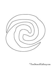 symbol template moana symbol stencil free stencil gallery