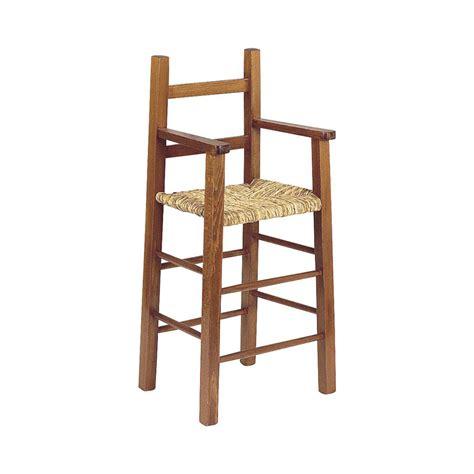 chaise haute bois bébé chaise haute enfant bois luxia 4450