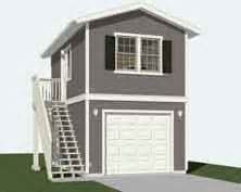 Single Car Garage With Apartment Above apartment garages