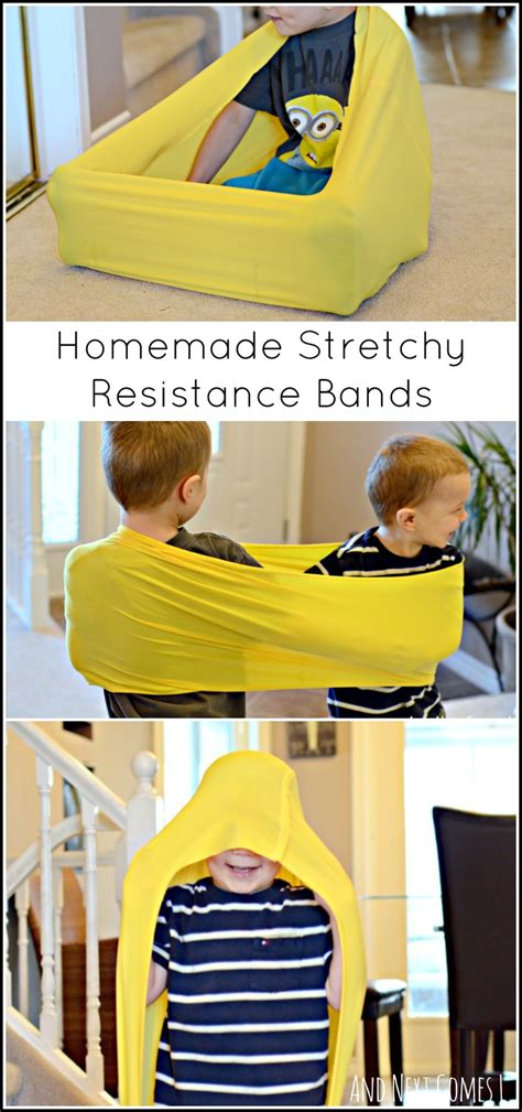 diy resistance bands stretchy resistance bands and next comes l
