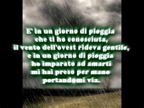 modena city ramblers in un giorno di pioggia testo in un giorno di pioggia lyrics modenacityramblers