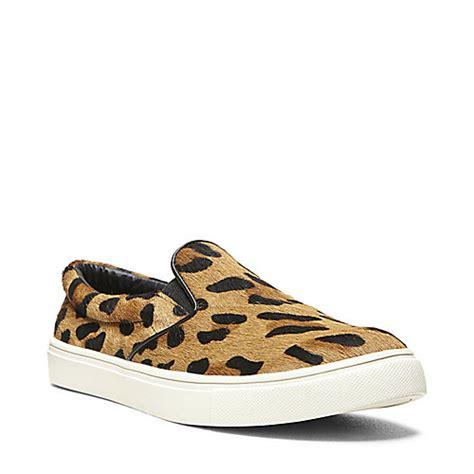 steve madden cheetah sneakers ecentric leopard s athletic fashion slip on steve