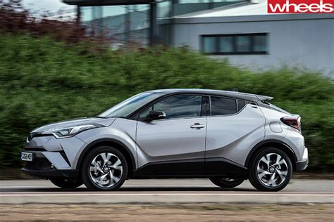 Toyota Compact Suv 2017 Toyota C Hr Review
