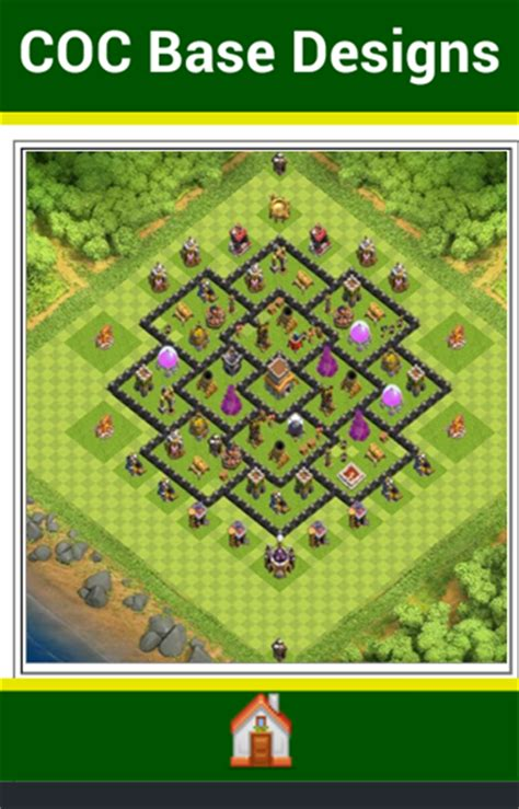 base layout coc apk download coc base designs for pc choilieng com