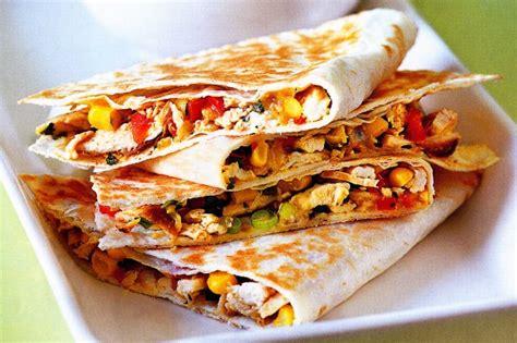 best quesadillas chicken quesadillas with avocado recipe taste au
