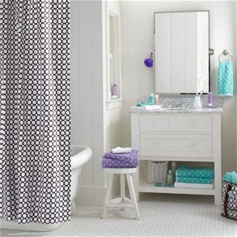 teenage bathroom decor bathroom decorating ideas polka dot teen
