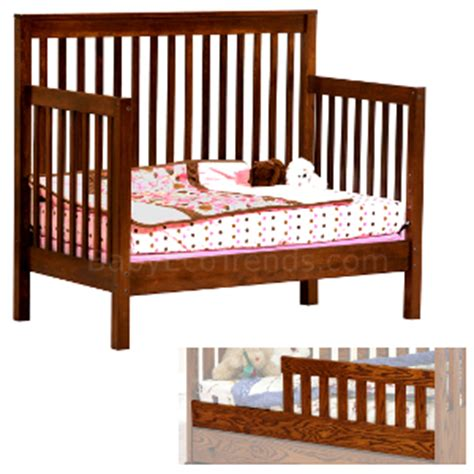 Toddler In Crib by Convertible Crib Toddler Bed Creative Ideas
