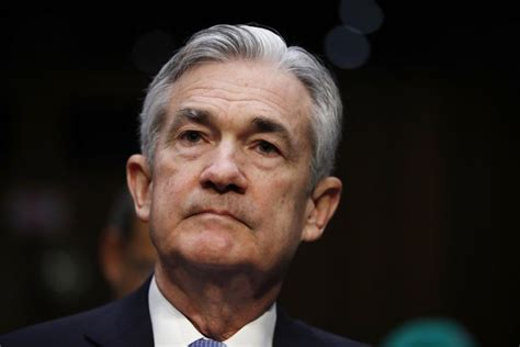 u s lawmakers confirm jerome powell as next federal