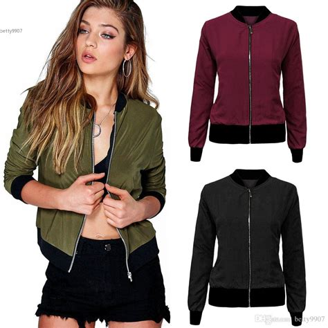 Jaket Boomber Redblack bomber jackets for clothing tin jacket army green