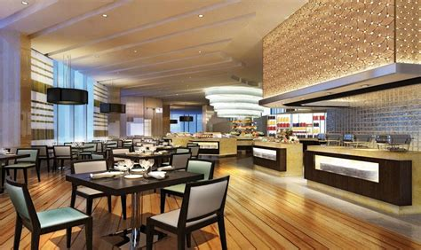 Cafe Hotel Design | 4 star restaurant interiors sheraton opens first 5 star