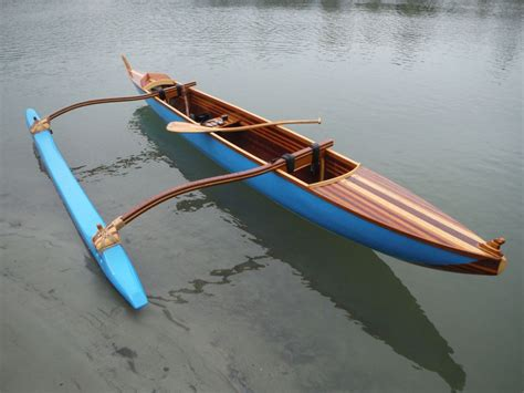 parts of an outrigger boat outrigger sailing canoes ulua adventure is out there