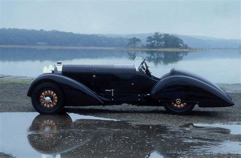 mercedes ssk count trossi this car is 80 years pics