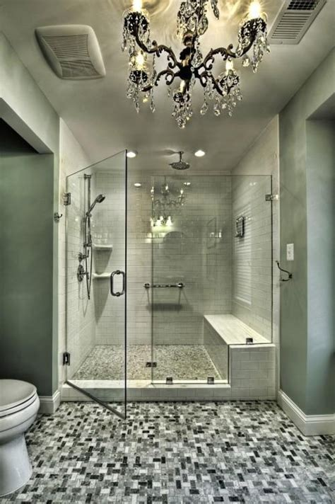 walk in shower ideas for our master bath