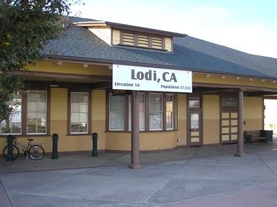 lodi station lodi california stations depots on