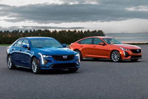 2020 Cadillac Ct5 Msrp by 2020 Cadillac Ct5 V Review Trims Specs And Price Carbuzz